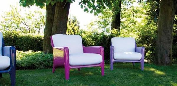 多彩舒适室内/室外的家具