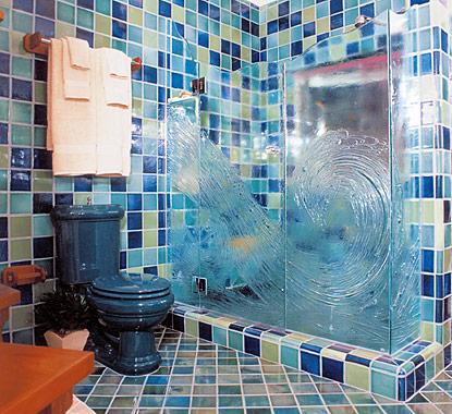 终极淋浴房超GLAS