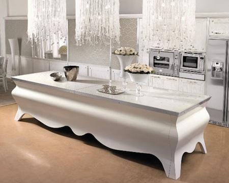 时尚巴比厨房