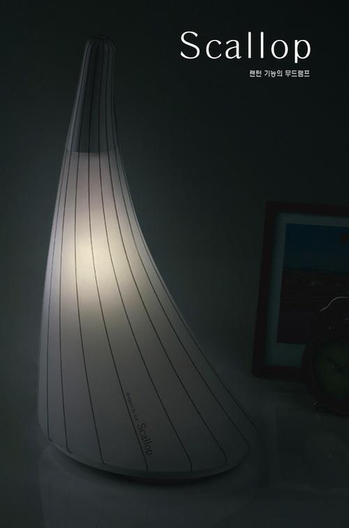 扇贝灯也双打作为手