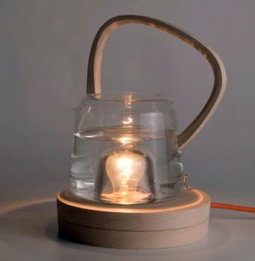 灯泡水壶灯炮