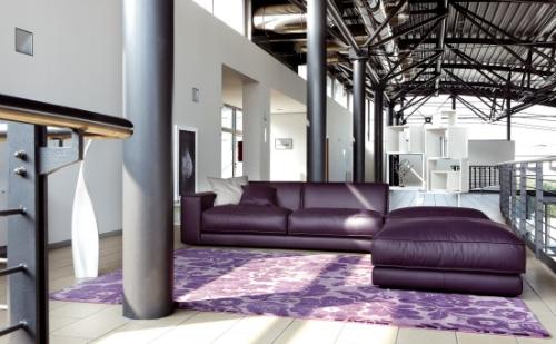 BLOB客厅的沙发