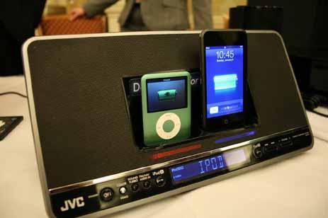 iPod / iPhone基座