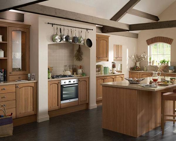 厨房岛设计和装修想法
