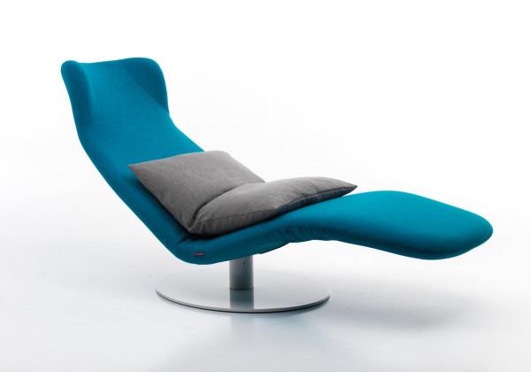 现代意大利贵妃椅子