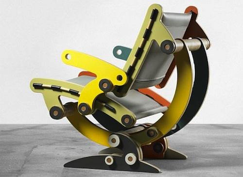IPOP椅子时髦和时尚