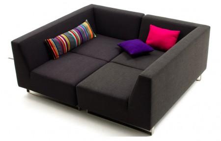 北欧风情的舒适沙发