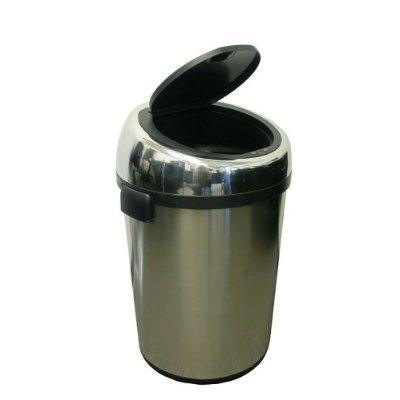 全自动不锈钢垃圾桶