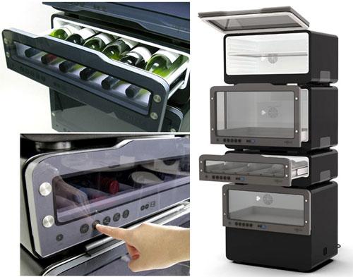 模块化冰箱