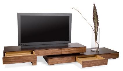 多功能和现代电视架