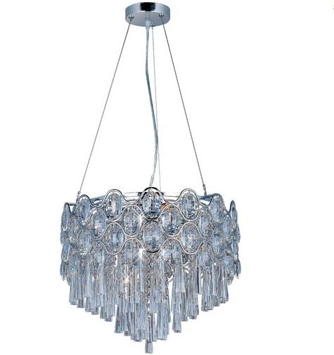 水晶玻璃灯罩挂灯吊坠