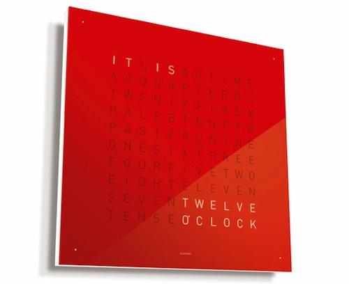时钟显示时间