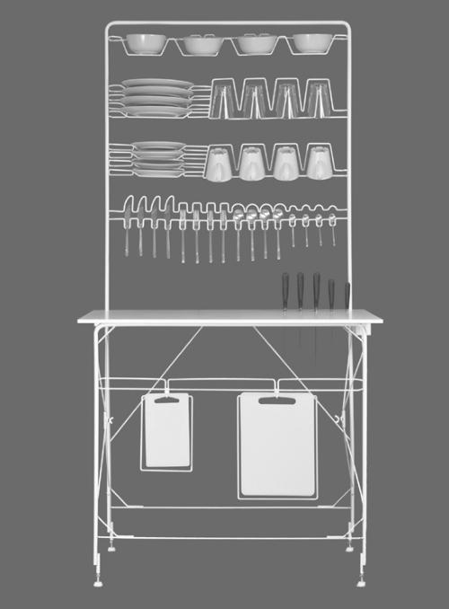 马格达莱纳重力厨房