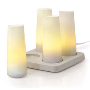 当代充电照明灯