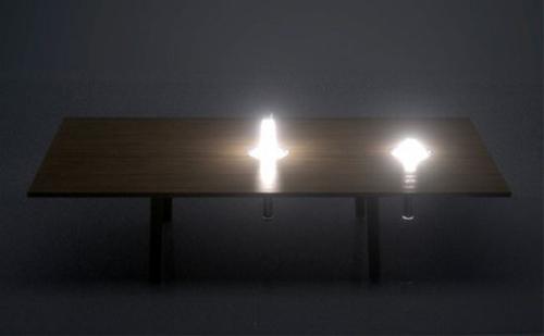灯具涉及到光只需轻