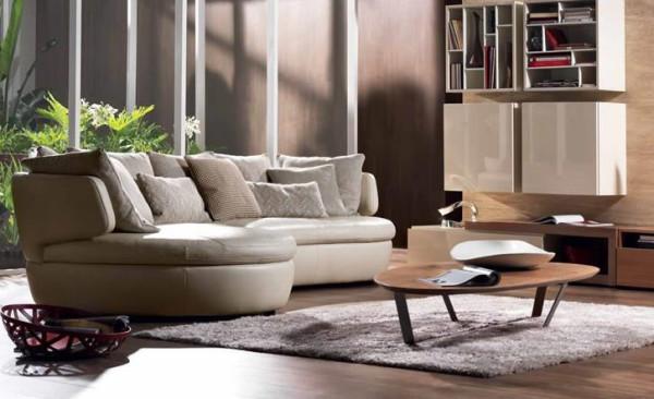 更富现代气息组合沙发