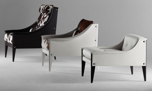 现代魅力Dezza扶手椅