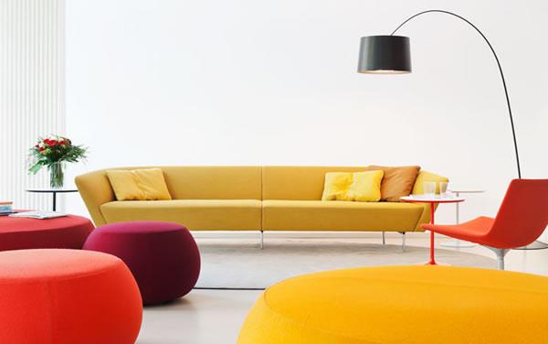 家装模块化沙发