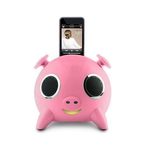 iPod音乐iPig系统配件