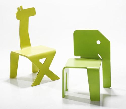 儿童动物椅系列