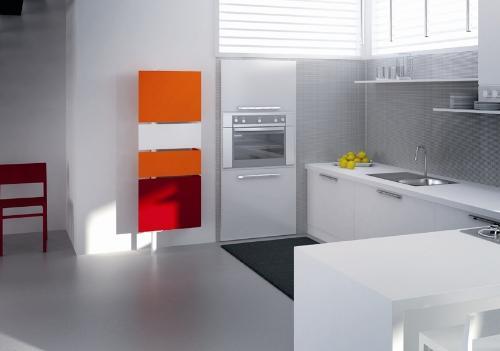 旋转浴室和厨房橱柜