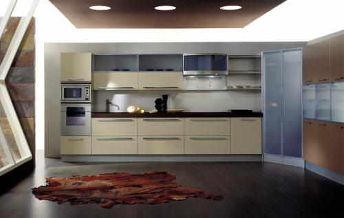 意大利风格现代厨房