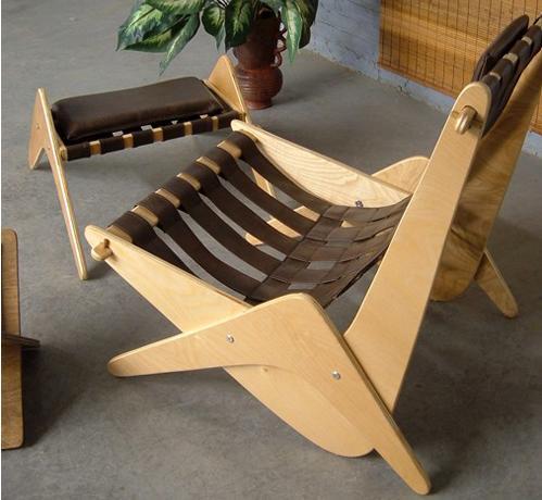 复古现代家具
