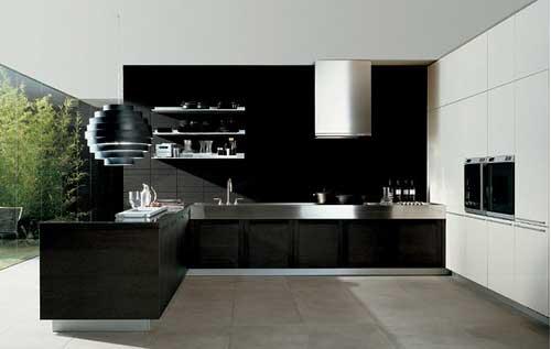 厨房设计趋势 - 流行