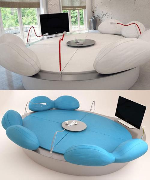未来的制度沙发