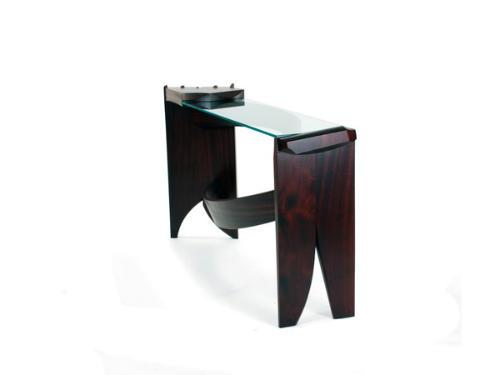 弧形燕尾现代玄关桌