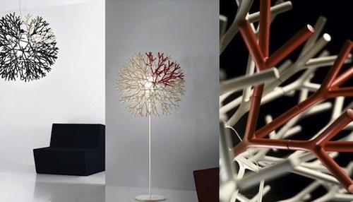 珊瑚灯饰系列