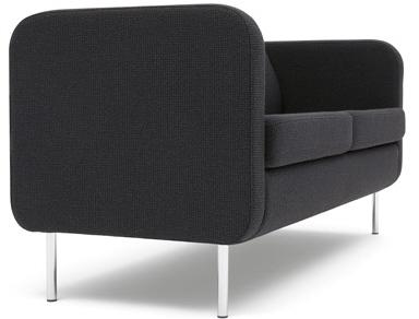 现代高背沙发椅