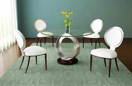现代陶偶尔和餐桌系列