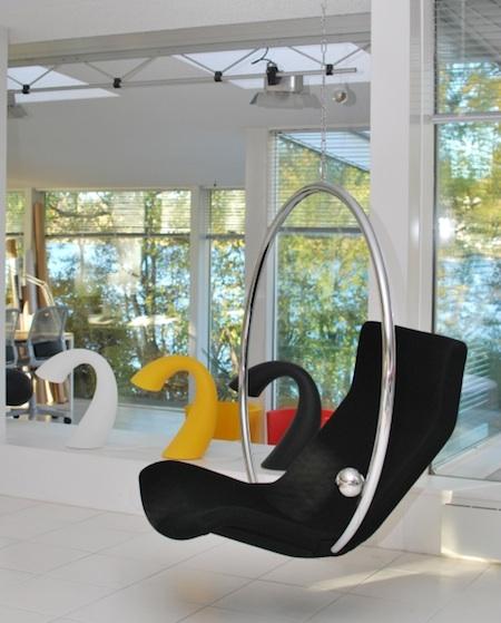 Eero阿尔尼奥的环椅