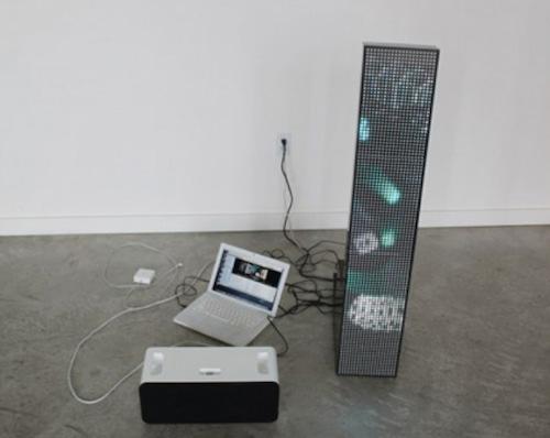 互动LED灯箱图片