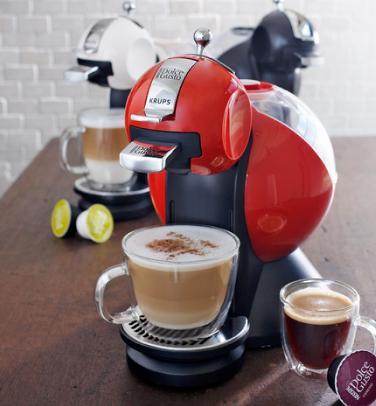 雀巢杜尔塞的咖啡机