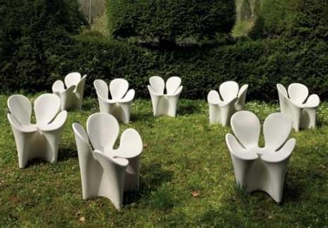 四叶草椅子