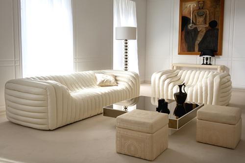 范思哲泡泡沙发