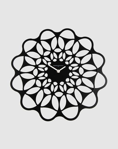 几何循环时钟迪亚曼