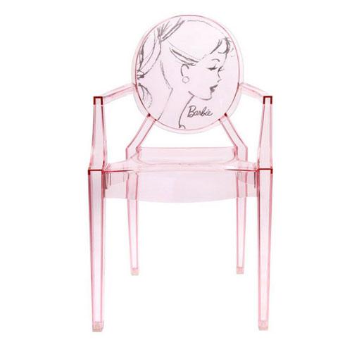 芭比灵感休闲椅