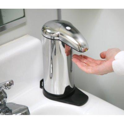 免提肥皂和洗剂分配器