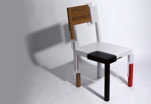 古斯塔夫松的椅子