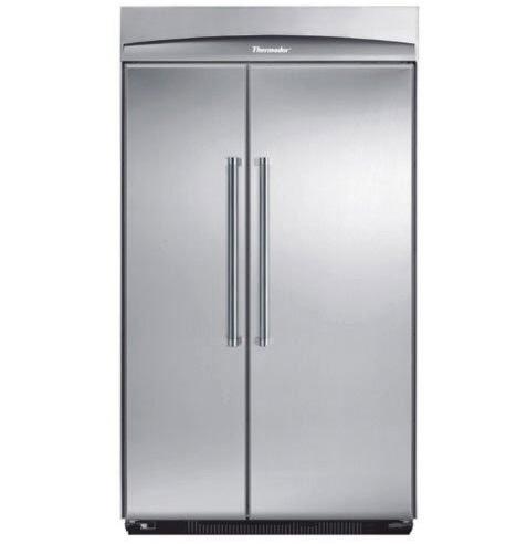 内置在冰箱