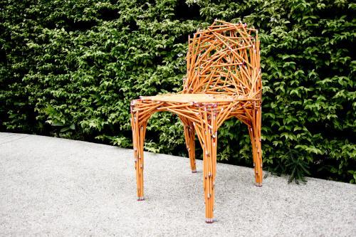 Dinsor铅笔椅子