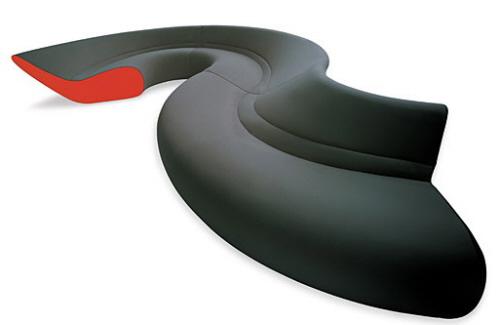 超现代的沙发