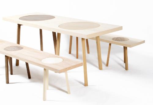 Hockerbank凳和椅设
