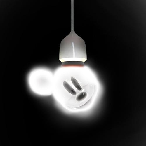 米老鼠灯灯泡