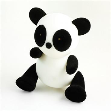 可爱的熊猫 -  LED小