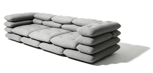 舒适的沙袋沙发