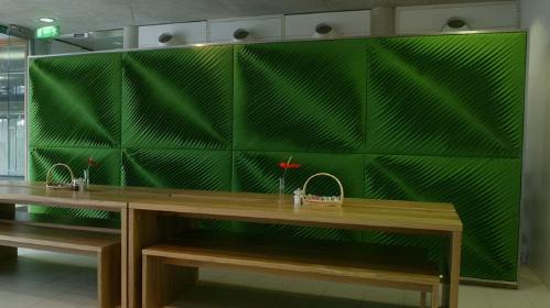 内墙板和吸音板